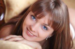 Красивые глаза без косметики и макияжа в домашних условиях