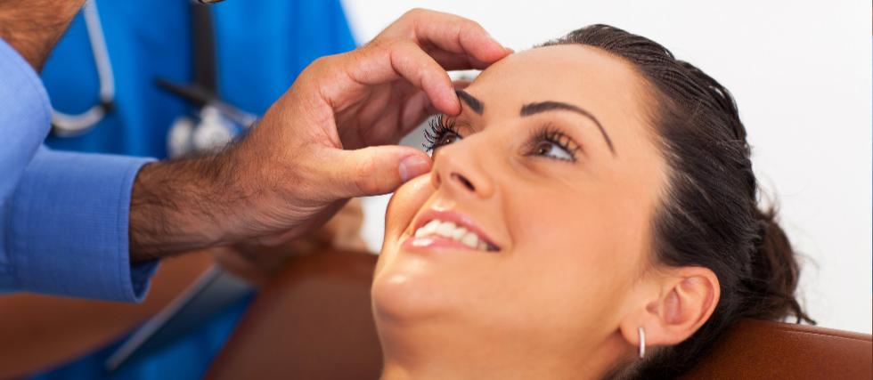Лечение катаракты глаз
