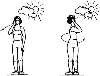 Упражнения для пациентов с расходящимся косоглазием