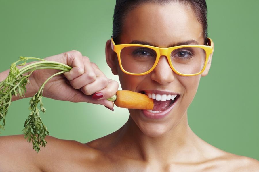 морковка для зрения