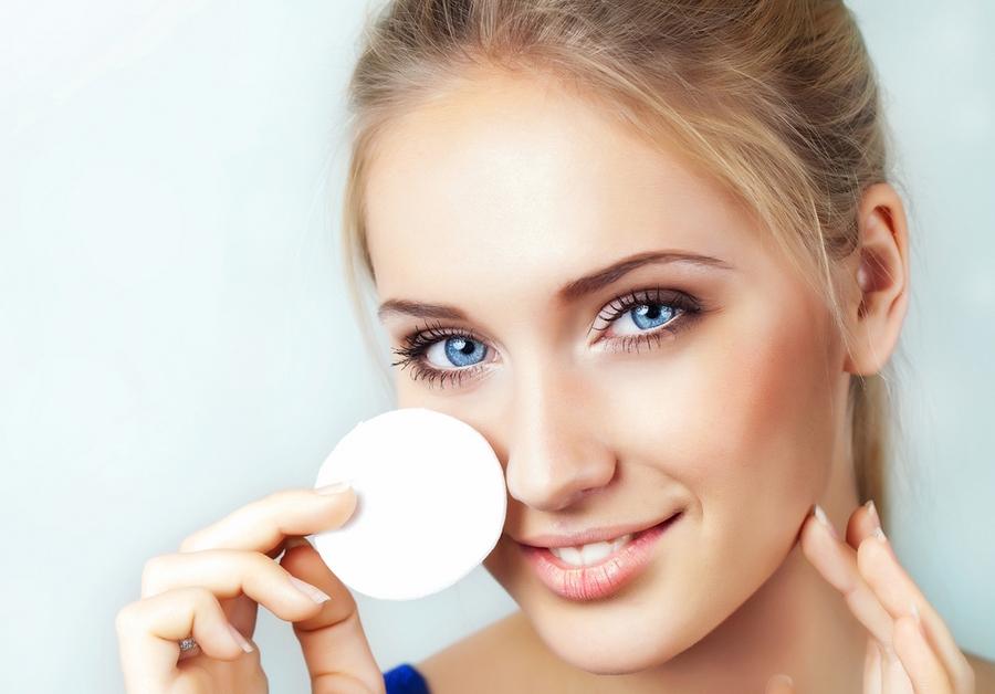 снятие макияжа