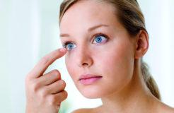 Ночные линзы для коррекции зрения