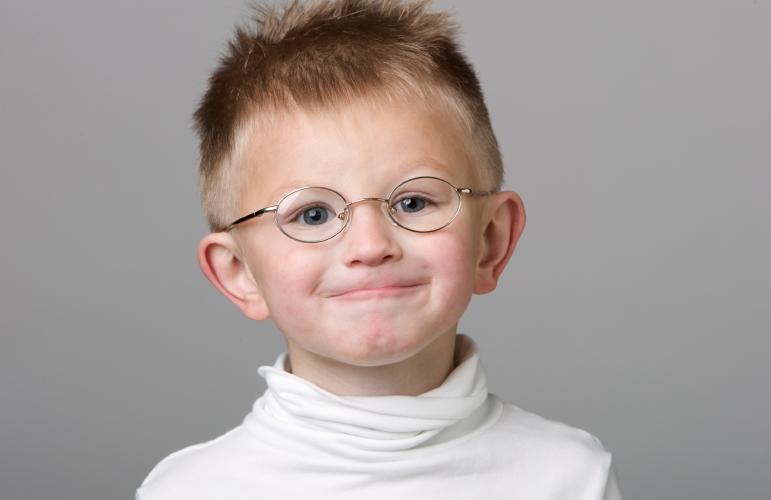 детские очки для зрения
