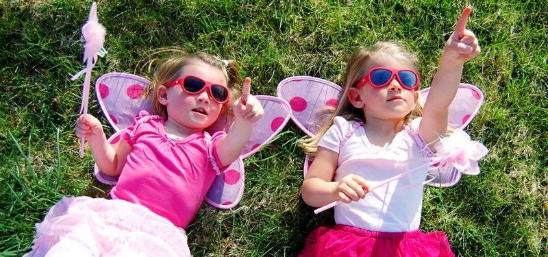 Солнцезащитные очки  у ребенка