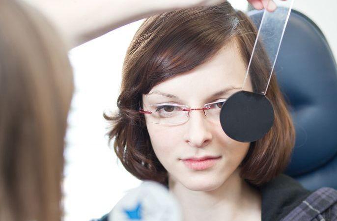 Цена коррекции зрения в уфе
