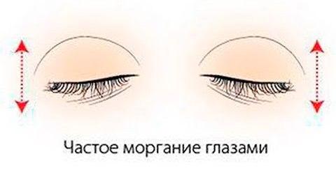 упражнения для глаз
