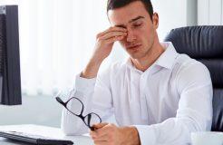 Эффективные капли от усталости глаз