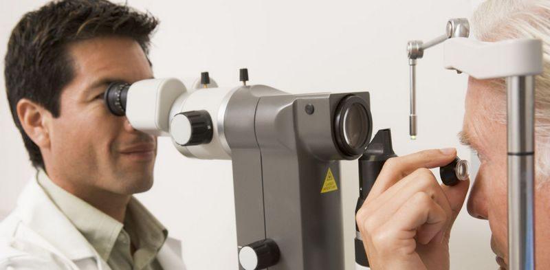 диагностика кератита глаза