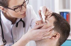 Глазные капли при близорукости и витаминные комплексы для лечения миопии