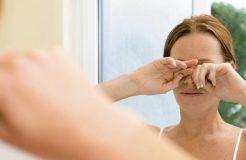 Почему щиплет глаза, методы их лечения