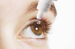 Глазные капли «Цикломед» служат для расширения зрачка