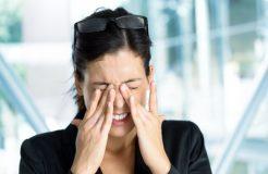 Лечение фотопсии в глазах, ее причины и симптомы