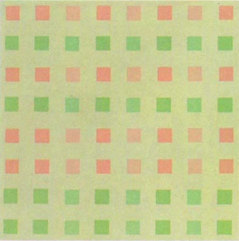 квадраты по Рабкина