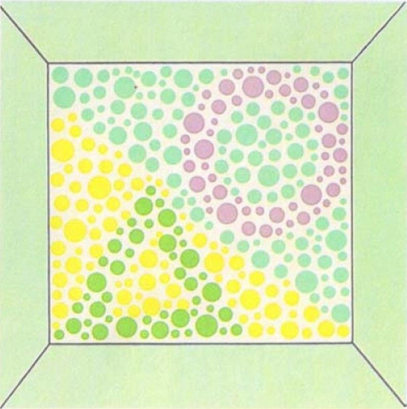 Таблица Рабкина - круг и треугольник